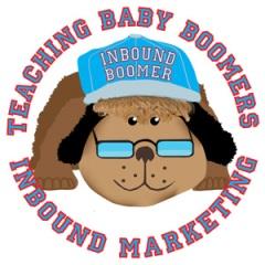 The New Inbound Boomer Logo