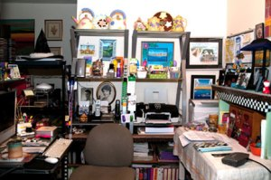 Alison*s office
