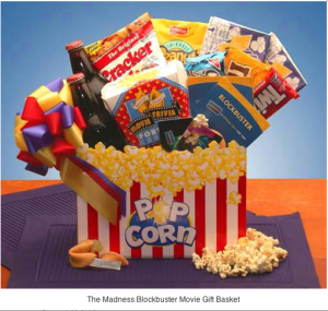 Every snack you could want for movie viewing